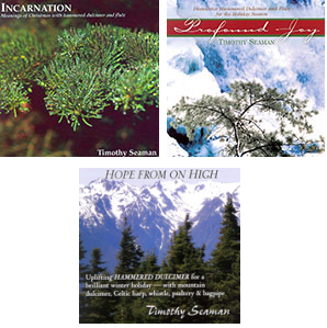 Christmas 3 CD Set: Incarnation, Profound Joy, Hope From On High