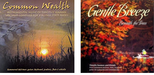 Special Compilations CD Set: Common Wealth & Gentle Breeze