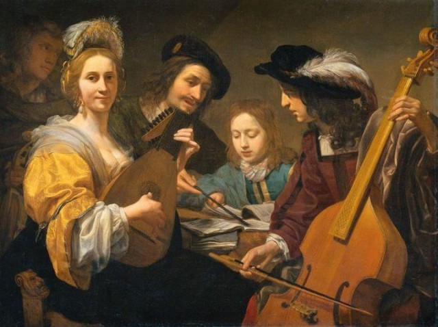 Sample the musical instruments of the Renaissance Period!