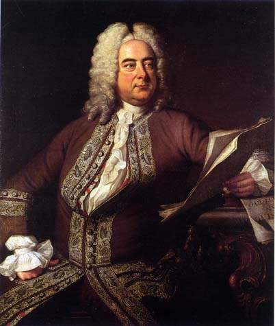 george frideric handel portrait