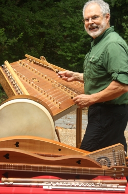 timothy seaman dulcimer player